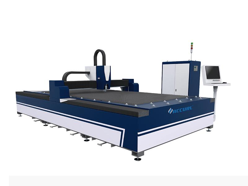 Hiina kõige kuulsam ökonoomne populaarseim odavaim QIGO kiudlaseriga laserlõikusmasina hind metalllehtede lõikamiseks
