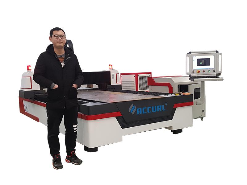 metalltorude laserlõikamise masin