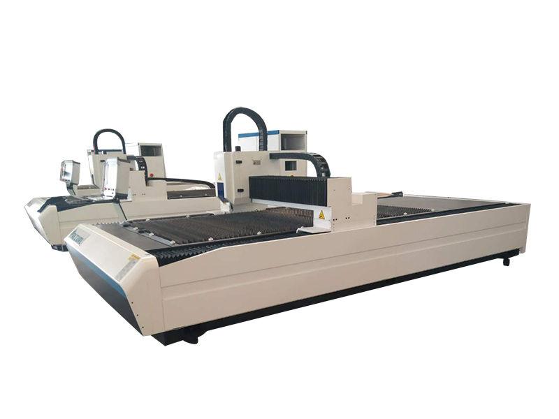 terasest laserlõikusmasin