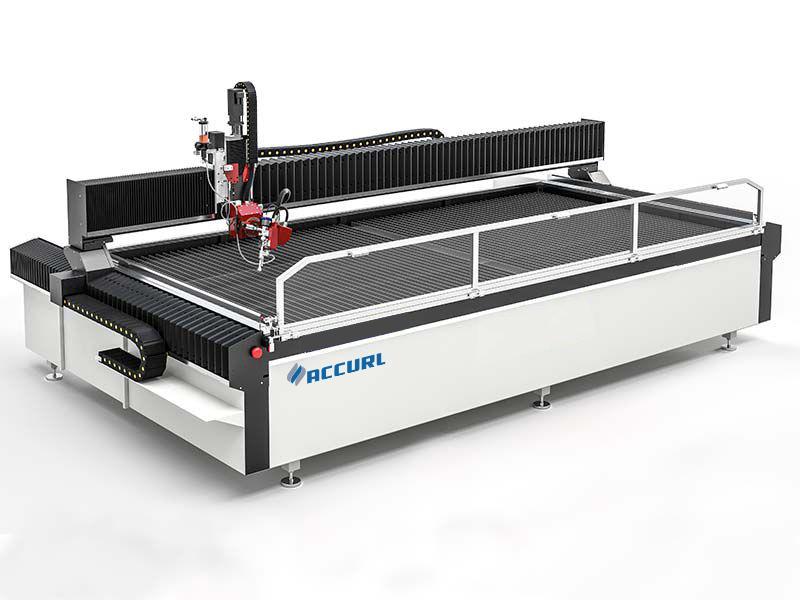 kasutatud cnc veejoa lõikamise masin