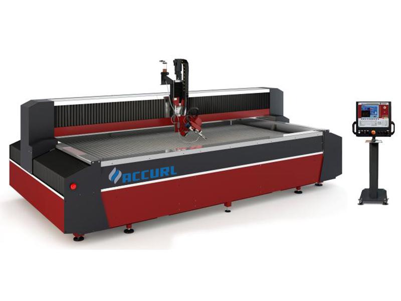 veejoaga metalli lõikamise masin